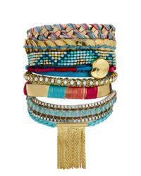 Hipanema | Blue Byzance Bracelet | Lyst