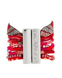 Hipanema - Red Bracelet - Lyst
