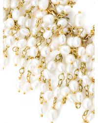 Rosantica - White Sposami Pearl Necklace - Lyst