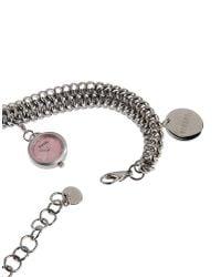 Versus | Pink Necklace | Lyst