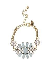 Coast - Blue Milo Bracelet - Lyst