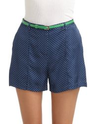 Elizabeth and James | Blue Willie Shorts | Lyst