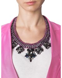 Venessa Arizaga | Purple 'gidget' Necklace | Lyst