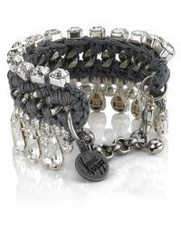 Venessa Arizaga | Gray Dove Grey Twinkle Bracelet | Lyst
