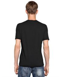 DSquared² | Black Cotton Jersey Gorilla T-shirt for Men | Lyst