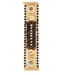 Iosselliani | Metallic Mesh Bracelet | Lyst