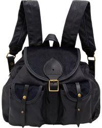 Jas MB | Black Bomber Mini Backpack | Lyst