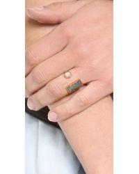 Kelly Wearstler - Metallic Richmond Ring - Lyst