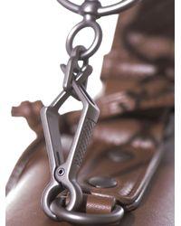 Bottega Veneta - Brown Intrecciato Woven Leather Briefcase for Men - Lyst