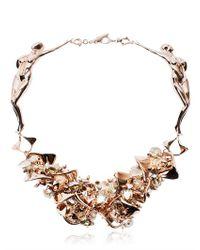 Heaven Tanudiredja - Pink Bavan For Death Princess Necklace - Lyst