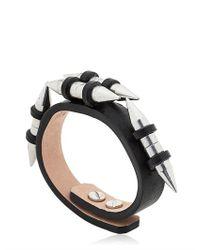 Petteri Hemmilä - Metallic Ukko Bracelet for Men - Lyst