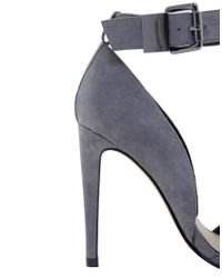ASOS - Gray Photoshoot Pointed High Heels - Lyst