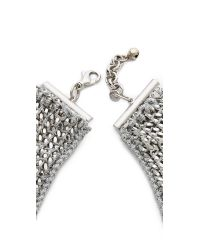 Venessa Arizaga - Metallic Barracuda Necklace - Lyst