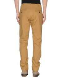 Wrangler - Natural Casual Pants for Men - Lyst