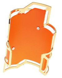 Pierre Hardy - Orange Gold Cuff - Lyst