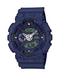 G-Shock | Blue 'x-large' Watch for Men | Lyst