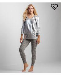 Live Love Dream | Gray Lld Heathered Jogger Sweatpants | Lyst