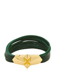 Tomasz Donocik | Green Shard Burst Bracelet | Lyst