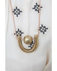 Objects Without Meaning | Pink Nina Necklace | Lyst