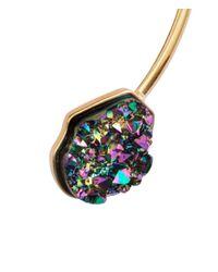 H&M - Metallic Open Necklace - Lyst