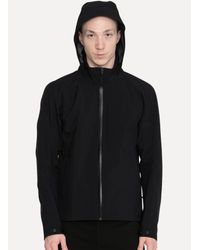 Arc'teryx - Black Align Shell Jacket for Men - Lyst