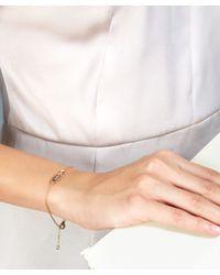 Astley Clarke - Pink Gold-plated Amethyst Prismic Bracelet - Lyst