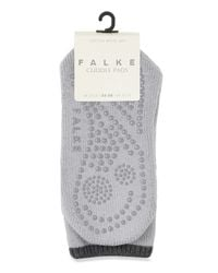 TOPSHOP - Metallic Falke Cuddle Padded Ankle Socks - Lyst