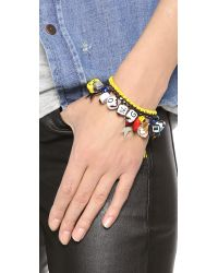 Venessa Arizaga | Multicolor Mira Mikati All Star Bracelet | Lyst