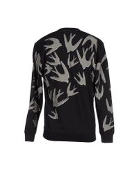 McQ - Black Sweatshirt for Men - Lyst