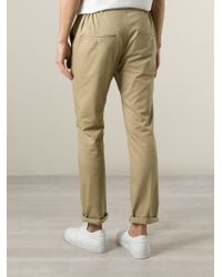 Julien David | Natural Chino Trousers for Men | Lyst