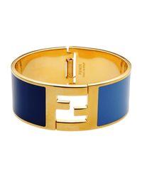 Fendi Blue Bracelet