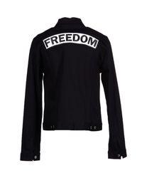 BLK DNM - Black Denim Outerwear for Men - Lyst