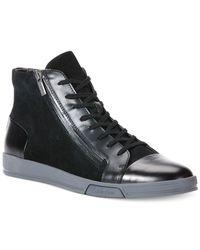Calvin Klein | Black Berke Sneakers for Men | Lyst