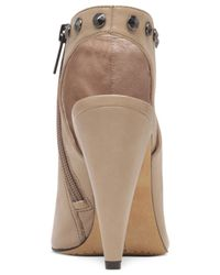 Vince Camuto - Brown Abbia Booties - Lyst