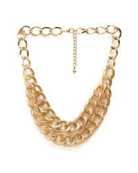 Forever 21 | Metallic Fresh Layered Chain Necklace | Lyst