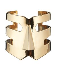Roger Vivier | Yellow Mask Cuff | Lyst