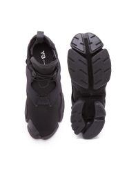Y-3 - Men's Kohna Sneakers In Black for Men - Lyst