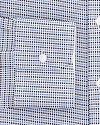 Thomas Pink - Blue Zetland Dot Regular Fit Dress Shirt for Men - Lyst