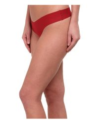 Commando | Red Cotton Thong Cct01 | Lyst
