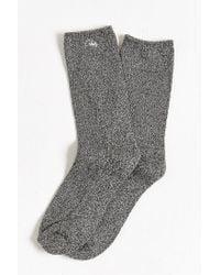 Obey | Gray Crosby Sock for Men | Lyst