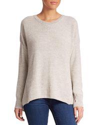 M.i.h Jeans - Natural Delmar Alpaca Sweater - Lyst