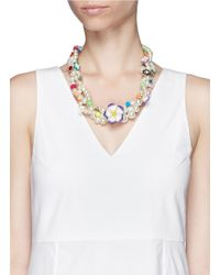 Venessa Arizaga - Multicolor 'sirens' Necklace - Lyst
