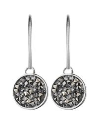 Dyrberg/Kern | Metallic Janessa Sterling Silver Drop Earrings | Lyst