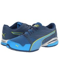 PUMA | Blue Flare Graphic Sneaker for Men | Lyst