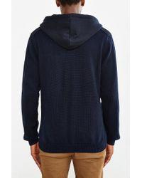 Globe | Black Stanley Hooded Zip-up Sweater for Men | Lyst