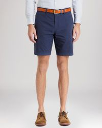 Ted Baker - Blue Roed Woven Shorts for Men - Lyst