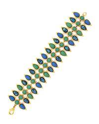 Vince Camuto | Metallic Palm Line Bracelet | Lyst