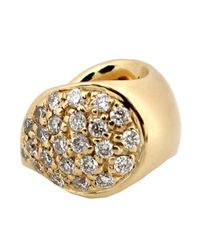 Tamara Comolli - Yellow Diamond Drop Clasp Pendant - Lyst