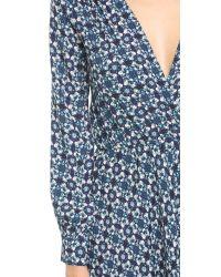 Flynn Skye | Blue Elle Mini Dress - Eclipse | Lyst