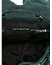 Alexander Wang | Marti Backpack In Bottle With Matte Black | Lyst